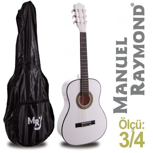 Classical Guitar Junior Manuel Raymond MRC87WH