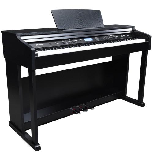 Dijital (Silent) Piyano Dominguez DP735BK