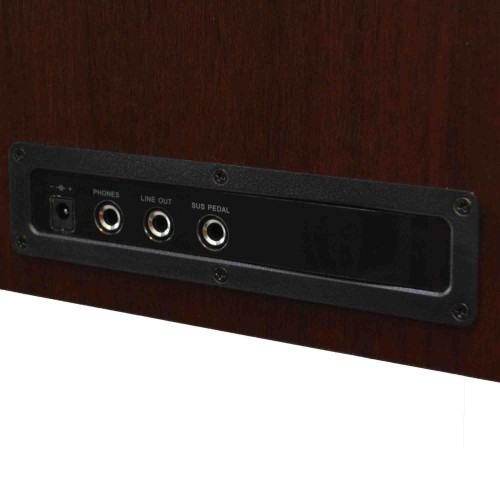 Digital (Silent) Piano Manuel Raymond 61 Keys Walnut MRP3261WN