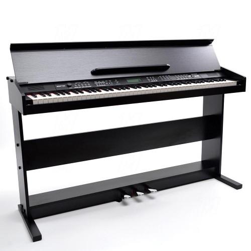 Dijital (Silent) Piyano Manuel Raymond MRP788BK