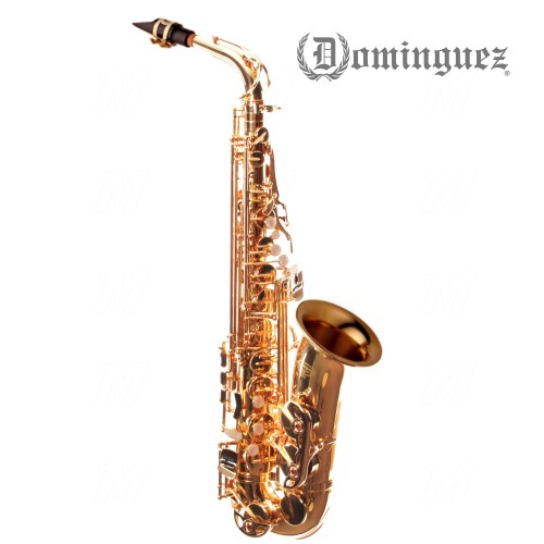 Saksafon Alto Dominguez DSA220GL