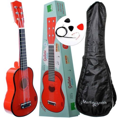 Kids Guitar Set KA325RD6