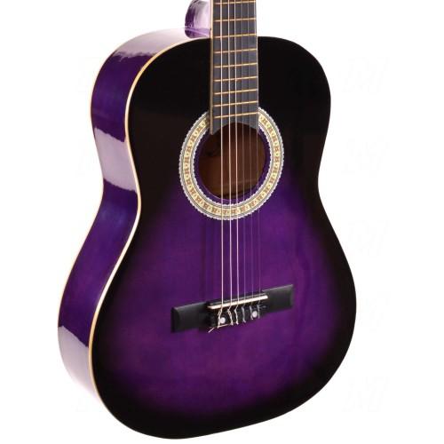 Victoria Klasik Gitar Seti Kılıf ve Pena Hediyeli 3/4 CG160PPS