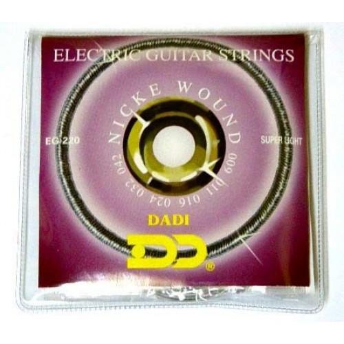 strings electric guitar string set dadi eg220. Black Bedroom Furniture Sets. Home Design Ideas